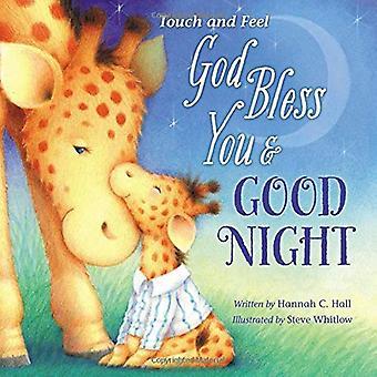God Bless You i Good Night dotykać i czuć (A Bóg błogosławi książki) [Zarząd]