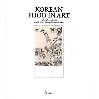 Korean Food In Art: Exploring Korean Cuisine through Genre Paintings of the Joscon Dynasty