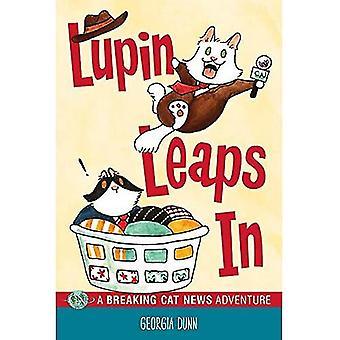Lupin springt: Ein Bruch Cat News Abenteuer