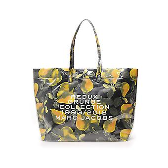 Marc Jacobs Grunge Multicolor Nylon Tote