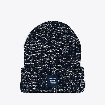 Herschel supply co. Abbott youth Beanie - Navy / reflective