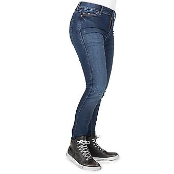 Bull-It Blue Tactical SP75 Slim - Regular Womens Motorcycle Jeans