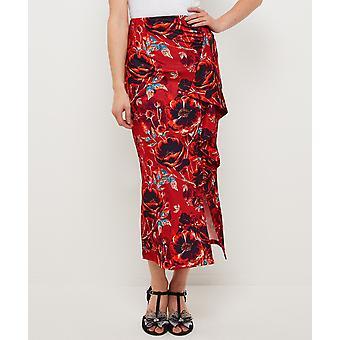 Joe Browns Womens blommig Body Con Maxi kjol