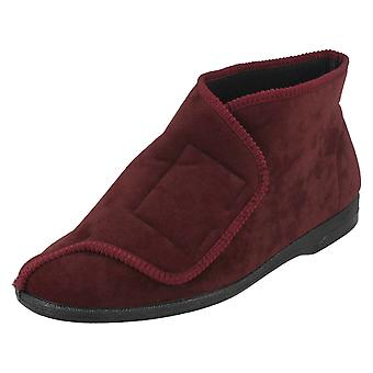 Mens Balmoral Flat Slipper Boot