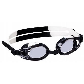 Beco Barcelona Adult Swim Goggles - Black/White