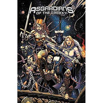 Asgardians Galaxy vol. 1: Armada Infinity