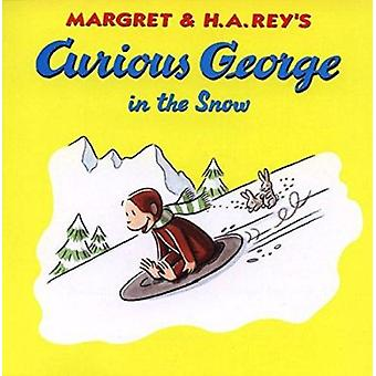 Curious George in the Snow by Rey - 9780395919071 Book