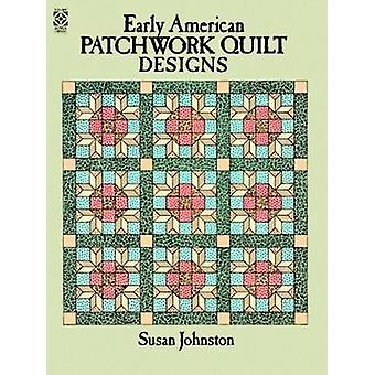 Early American Patchwork Quilts to Color by Susan Johnston - 97804862