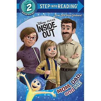 Mom - Dad - and Me (Disney/Pixar Inside Out) by Christy Webster - Ran