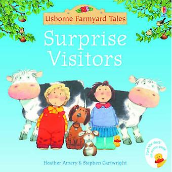Surprise Visitors by Heather Amery - Stephen Cartwright - 97807460632