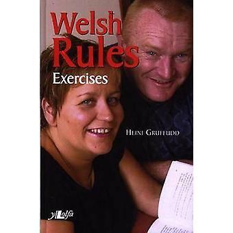 Welsh Rules - Exercises (Bilingual edition) by Heini Gruffudd - 978086