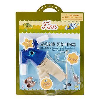 ロッティ ・人形服服セット釣りに行って |最高の楽しみを与える子供のためのギフト
