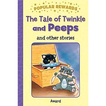 The Tale of Twinkle and Peeps by Sophie Giles - 9781782701453 Book