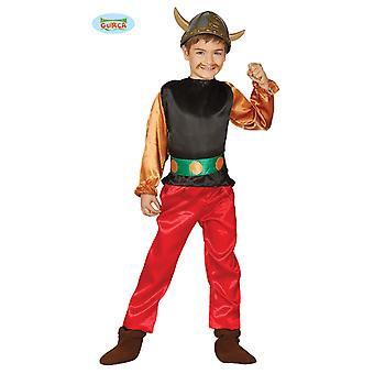 Horse costume for boys under the late soldier Carnival Galliere