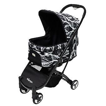 Ibiyaya Speedy Fold Pet Buggy Black