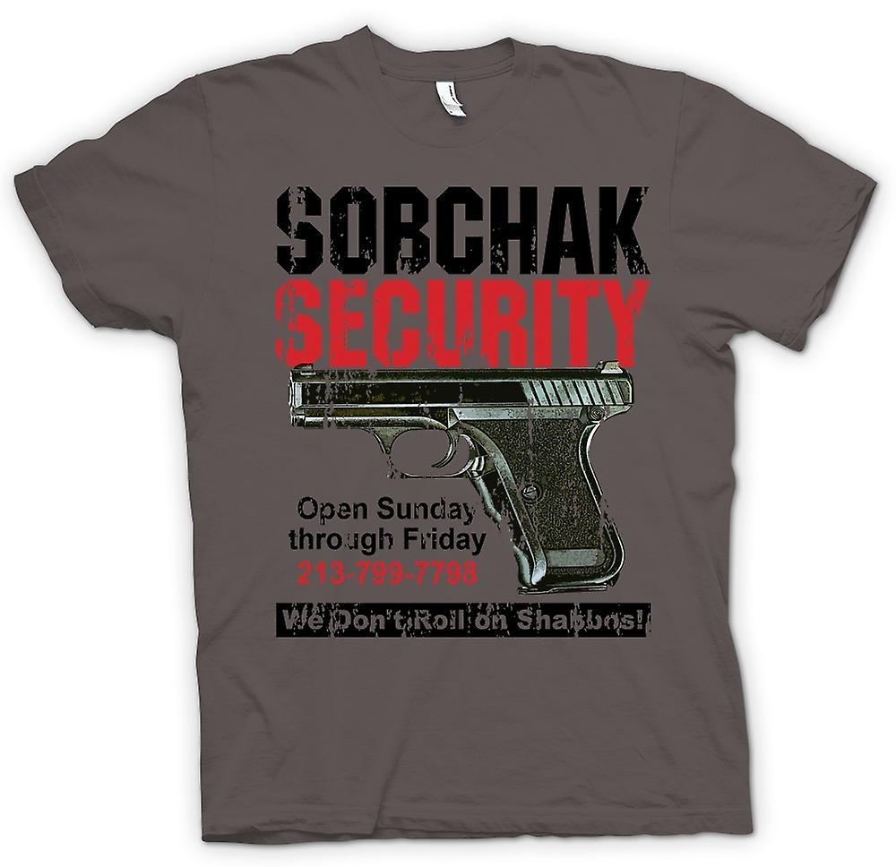 Womens T-shirt - Sobchak Security - We Don�t Roll On Shabbos