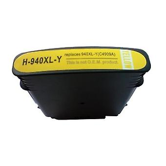 940XL Yellow Inkjet Cartridge