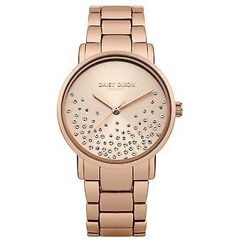 Daisy Dixon Ladies Womens Jamine Wrist Watch White Face DD053RGM