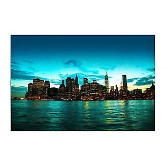 Canvas, Picture on canvas, New York City