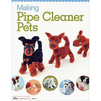 Design Originals Making Pipe Cleaner Pets Do 5431