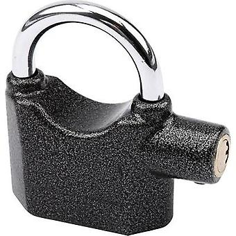 Padlock 95 mm incl. sounder Olympia 5922 Anthracite