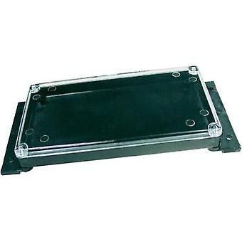 Universal enclosure 120 x 70 x 15 PVC Black Kemo G088 1 pc(s)