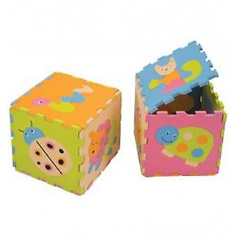 Ludi Foam pieces Baby (Toys , Preschool , Puzzles And Blocs)