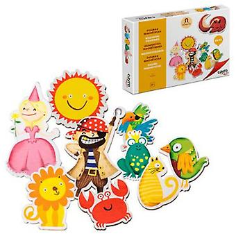Cayro figures Magneticas (Toys , Educative And Creative , Electronics)
