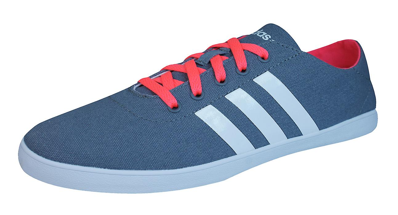 adidas Neo Trainers QT Vulc VS Womens Trainers Neo / Shoes - Grey bc326f