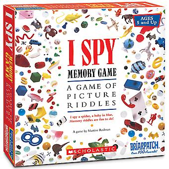I Spy Memory Game - BP06117