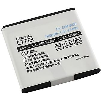 Battery compatible to Samsung Galaxy S I9000 / S plus I9001 Li-Polymer battery
