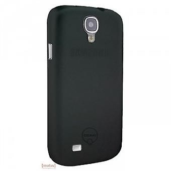 Ozaki OC701BK coat 0.4 jelly cover Galaxy S4 i9500 black