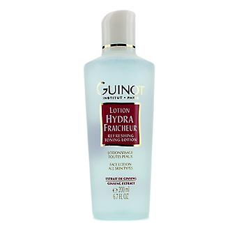 Guinot Refreshing Toning Lotion (New Packaging) 200ml/6.7oz