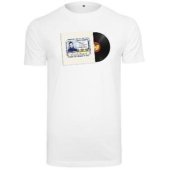 Wu-wear hip hop skjorte - id-kort hvid