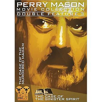 Perry Mason: Case of the Sinister Spirit [DVD] USA import