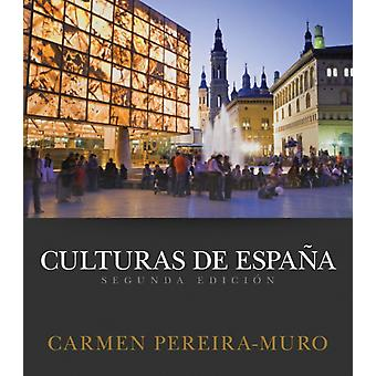 Culturas de Espana (World Languages) (Paperback) by Pereira-Muro Carmen (Texas Tech University)
