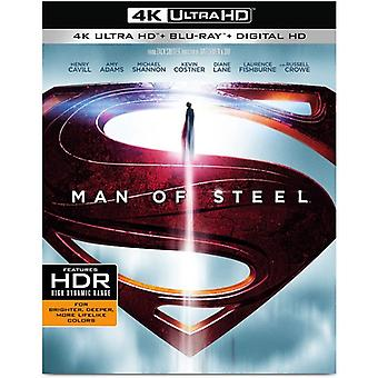 Man of Steel [Blu-ray] USA import