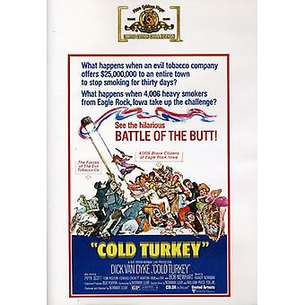 Cold Turkey [DVD] USA import