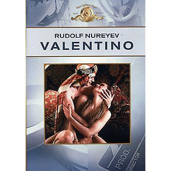 Importer des USA Valentino [DVD]
