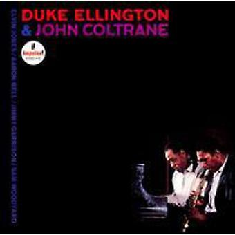 Ellington/Coltrane - Duke Ellington & John Coltrane [Vinyl] USA import