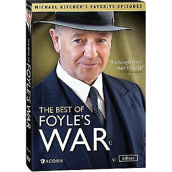 Best of Foyle's War [DVD] USA import