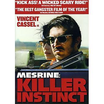 Mesrine: Killer Instinct 1 [DVD] USA import