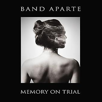Band Aparte - Memory on Trial [Vinyl] USA import