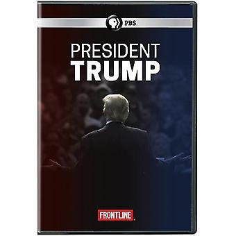 Frontline: President Trump [DVD] USA import