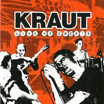 Kraut - vivo en Cbgb [CD] USA importar