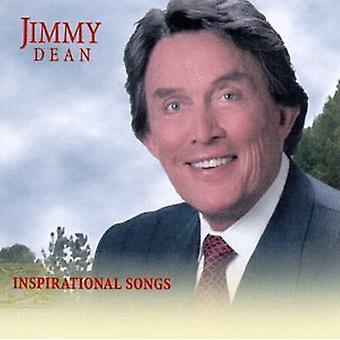 Jimmy Dean - importación de Estados Unidos inspiradoras canciones [CD]