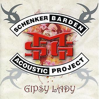 Schenker/Barde - akustisk projekt-Gipsy Lady [CD] USA import