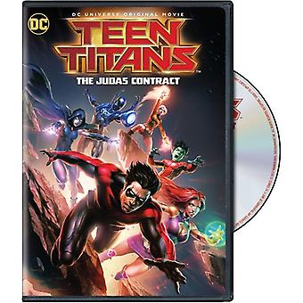 Teen Titans: The Judas Contract [DVD] USA import