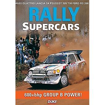 Rally superbiler [DVD] USA importerer