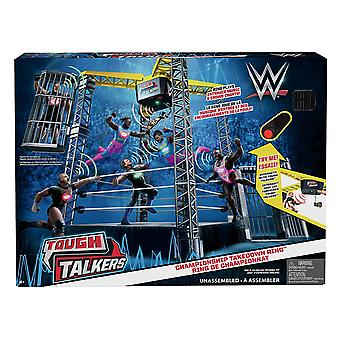 Mattel Wwe Gran Ring Campeonato (Toys , Action Figures , Stages)
